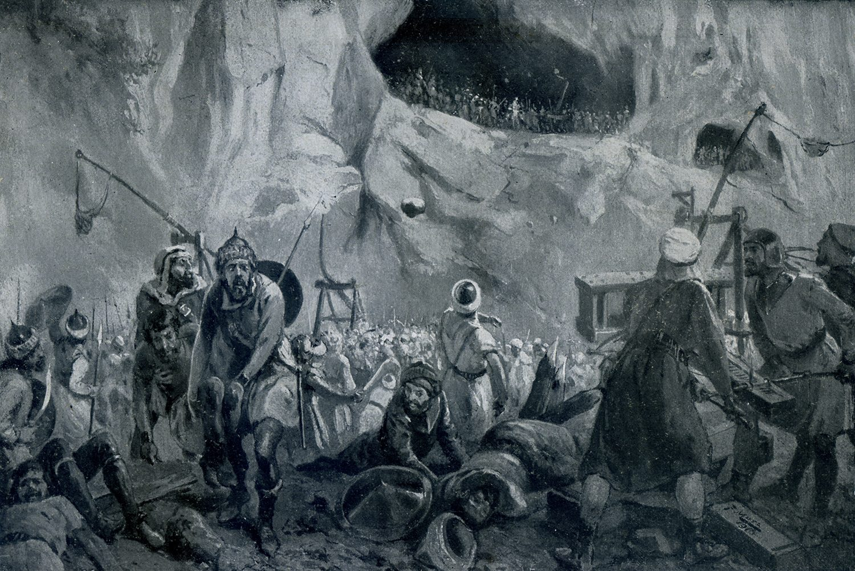 Resultado de imagen de batalla de covadonga