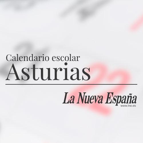 Calendario Escolar Asturias.Calendario Escolar 2019 2020 En Asturias