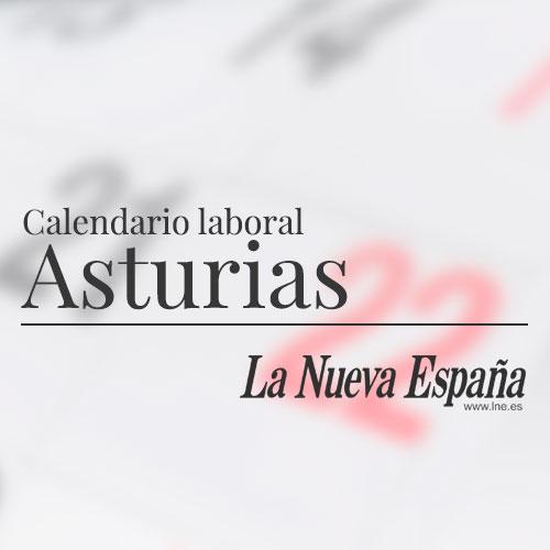 Calendario Laboral Oviedo 2019.Calendario Laboral 2019 En Oviedo