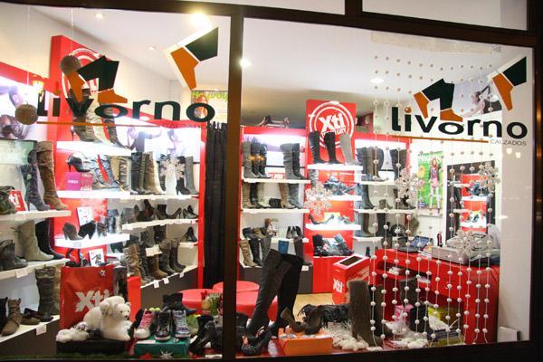 Livorno - Calzados Y Complementos - Concurso de escaparates - LNE.es 09ff6f8a640