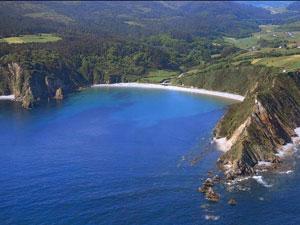 Playas de Cadavedo o La Ribeirona