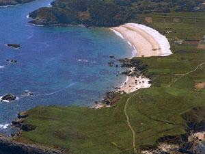 Playas de Toranda y Solvalle