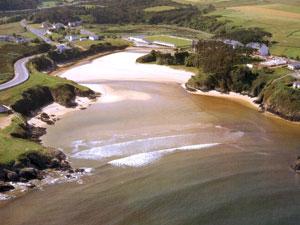 Playa de Anguileiro o de Los Campos