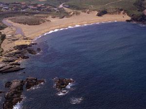 Playa de Veridicio