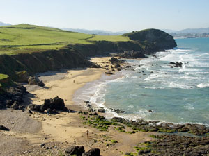 Playa de Beciella
