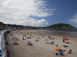 Playa de Ribadesella / Santa Marina