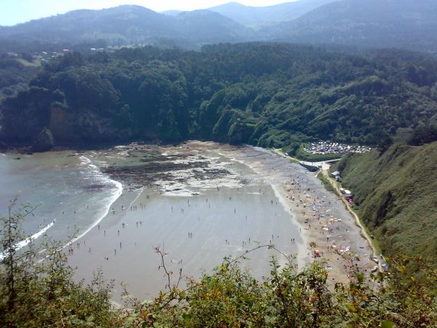 Foto Playas de Cadavedo o La Ribeirona