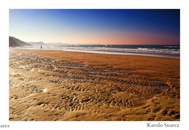 Foto Playa de Xivares / Peña María