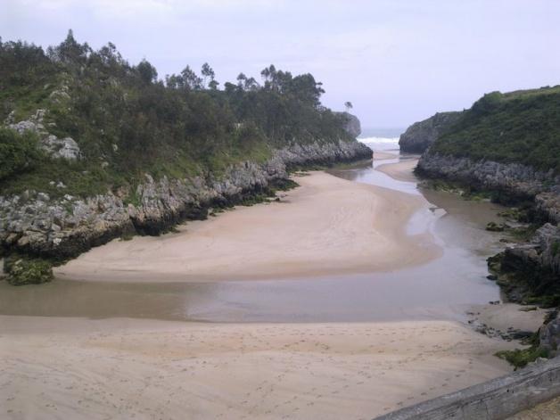 Foto Playa de Guadamía