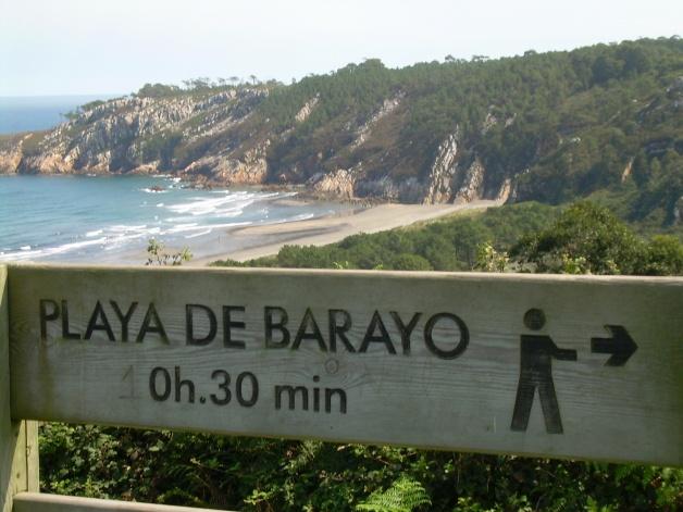 Foto Playa de Barayo