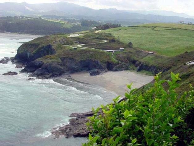 Foto Playa de Arnelles
