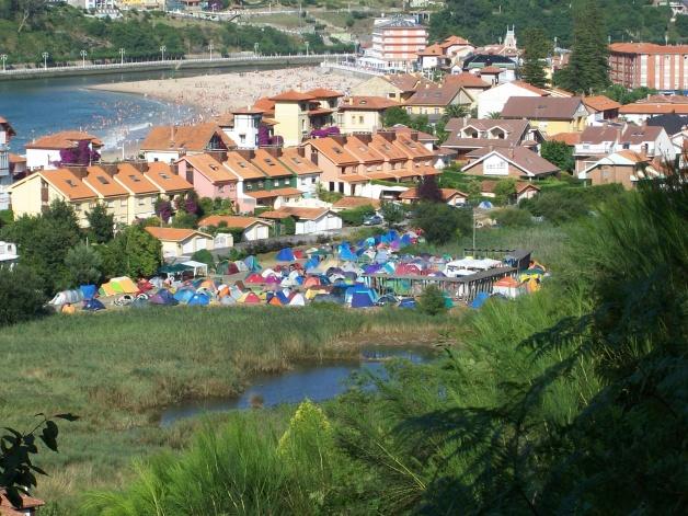 Foto Playa de Ribadesella / Santa Marina