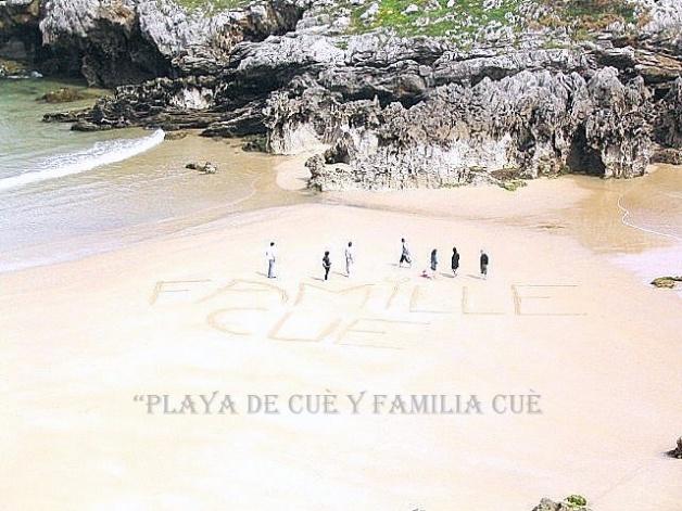 Foto Playa de Cué