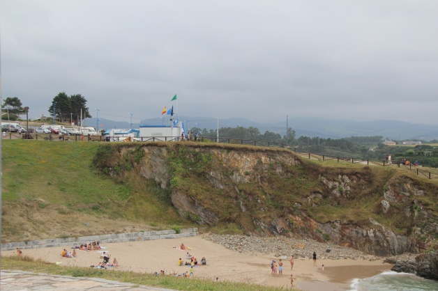 Foto Playa de Anguileiro o de Los Campos