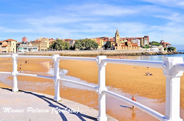Foto Playa de San Lorenzo