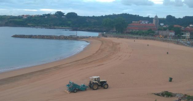 Foto Playa de Luanco