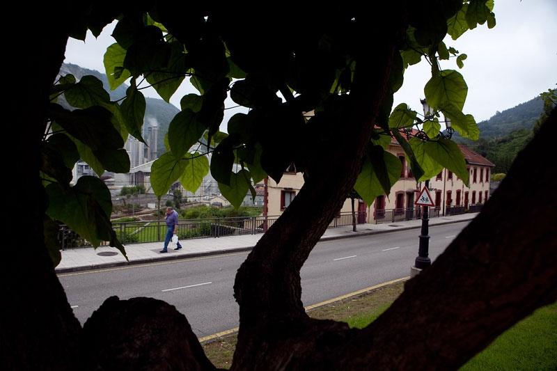 Recorrido fotográfico por Olloniego / Tudela Veguín