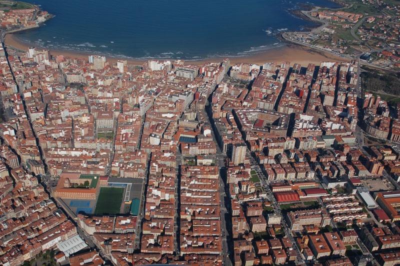 Recorrido fotográfico por Gijón