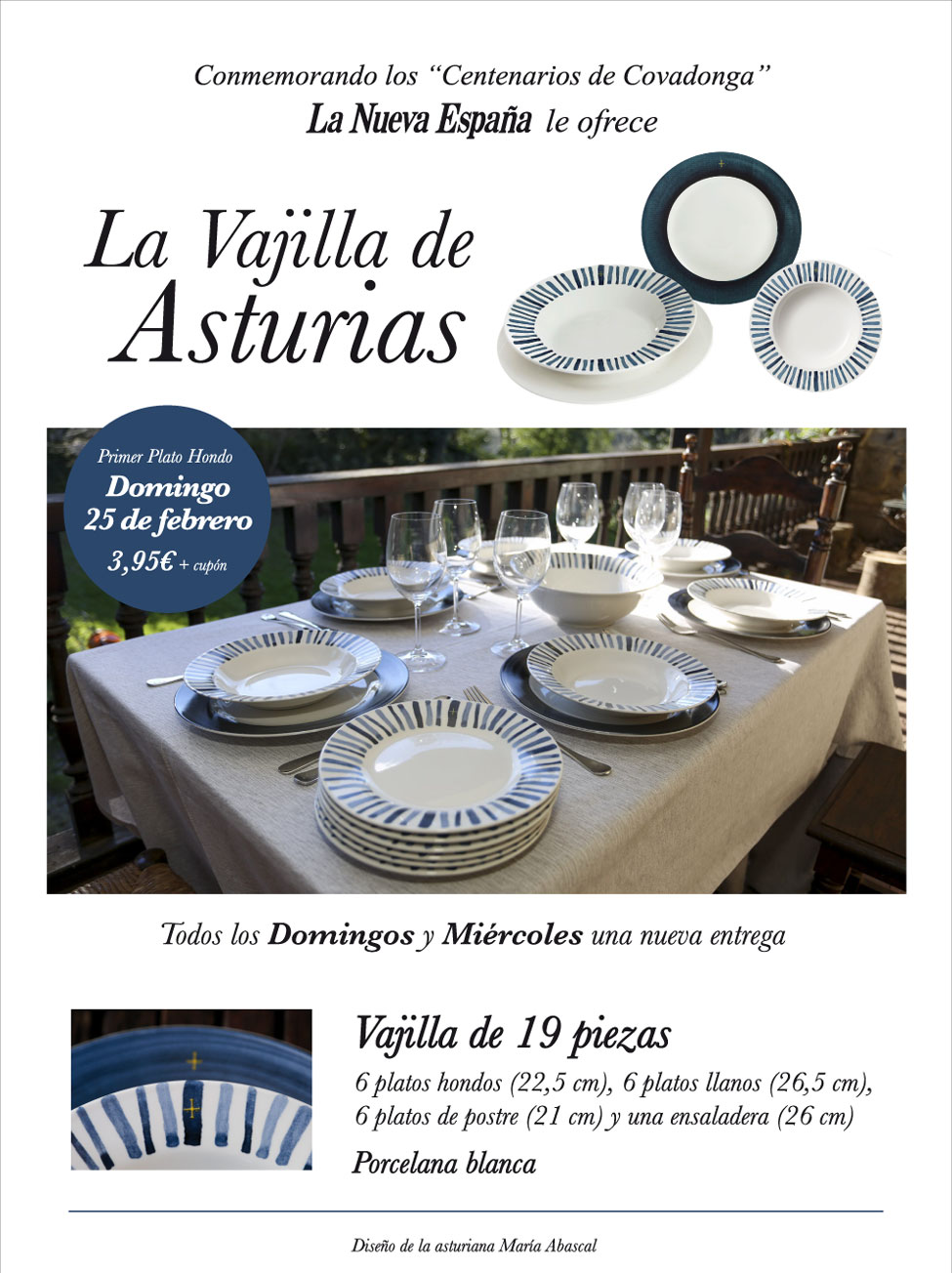 La Vajilla de Asturias