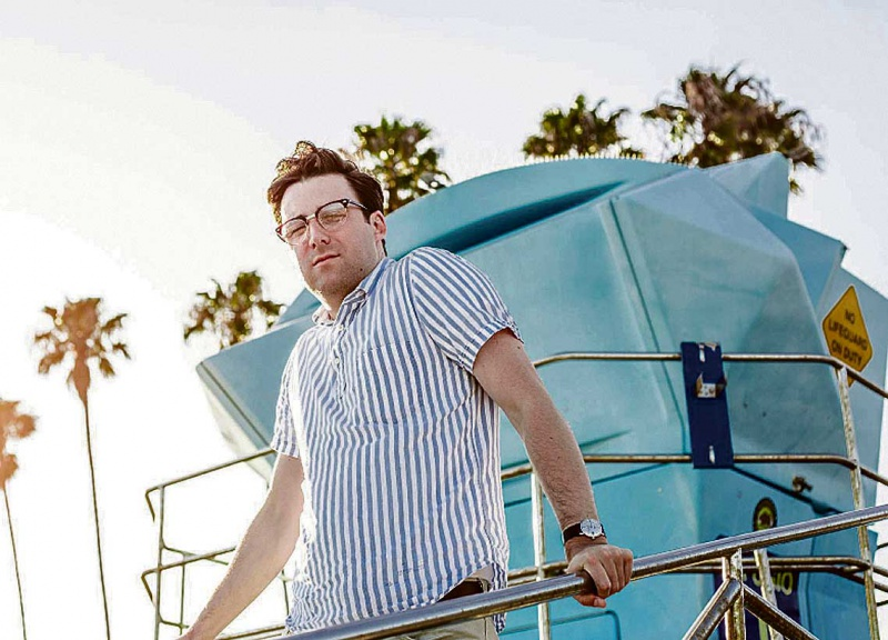 Electric Ladyland Festival: Nick Waterhouse + Aurora & The Betrayers