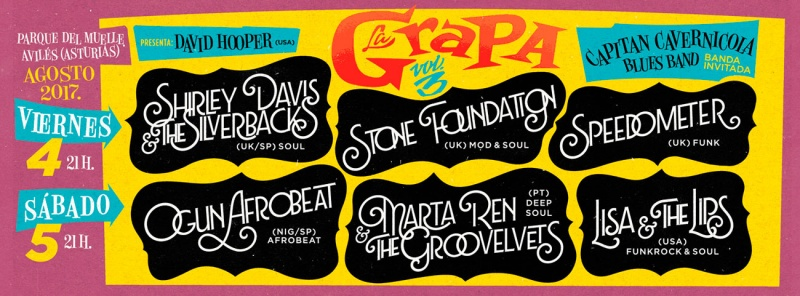 III La Grapa Black Music Festival