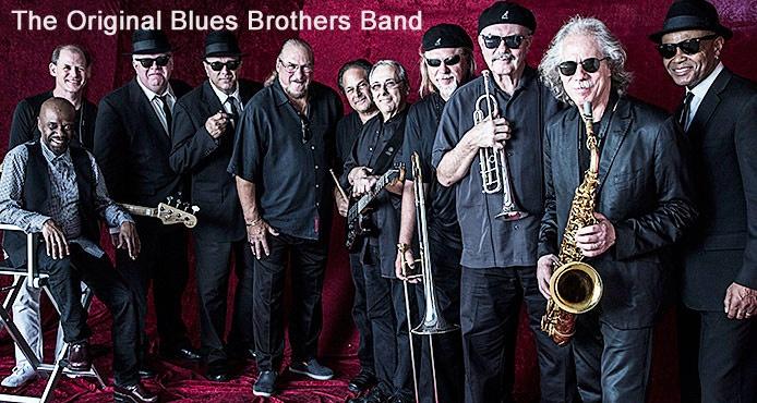 Resultado de imagen de the blues brothers band gijon