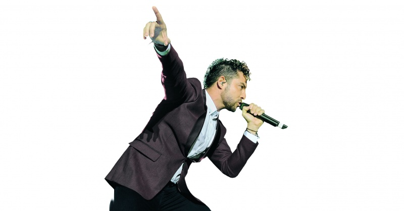 "David Bisbal: ""Hijos del mar Tour"""