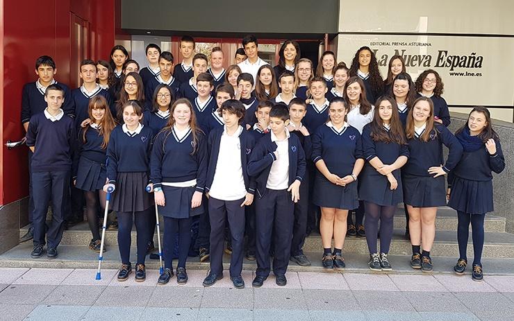 Colegio amor de dios oviedo 2 eso visitas escolares - Colegio amor de dios oviedo ...